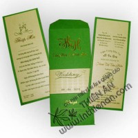 Thiep cuoi, thiep cuoi dep, Wedding invitations